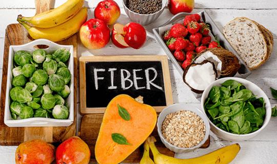 فیبرها چه نقشی در کاهش وزن دارند؟
