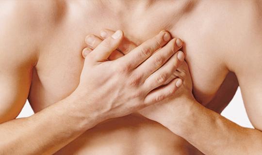 ژنیکوماستی به چه علت در آقایان ظاهر می شود؟