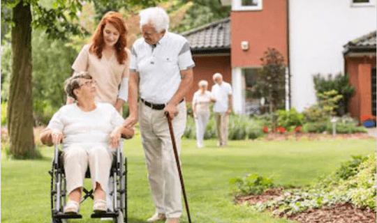 چگونه یک خانه سالمندان مناسب برای سالمندان خود پیدا کنیم؟